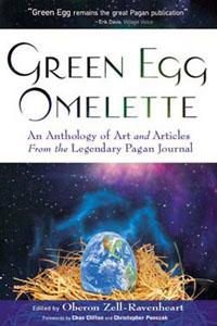 green egg omelette