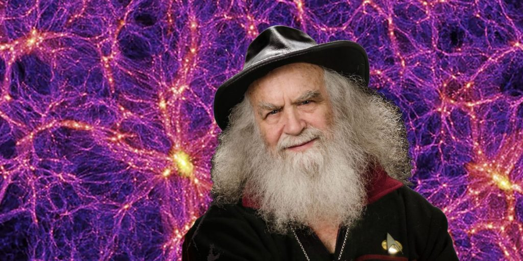 Oberon Zell - Master Wizard